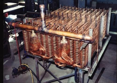 Archive Photographs John Cantor Heat Pumps Ltd