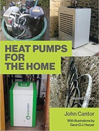 Heat Pumps for The Home book cover